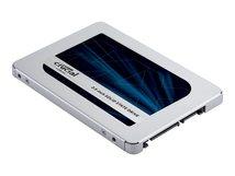 """MX500 - Solid-State-Disk - verschlüsselt - 1 TB - intern - 2.5"""" (6.4 cm)"""