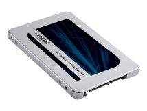 """MX500 - Solid-State-Disk - verschlüsselt - 2 TB - intern - 2.5"""" (6.4 cm)"""