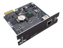 Network Management Card 2 - Fernverwaltungsadapter - SmartSlot - 10/100 Ethernet - Schwarz - für Smart-UPS X