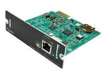 Network Management Card 3 with PowerChute Network Shutdown - Fernverwaltungsadapter - GigE - 1000Base-T - für P/N: SMTL1000RM2UC, SMTL750RM2UC, SMX1500RM2UCNC, SMX2KR2UNCX145, SRT10RMXLIX806