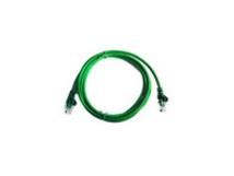 - Netzwerkkabel - 3 m - CAT 6 - grün - für ThinkAgile HX3321 Certified Node; HX7520 Appliance; VX3520-G Appliance; ThinkSystem DB630