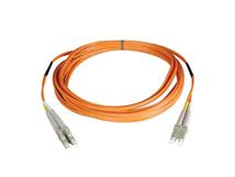 - Netzwerkkabel - LC Multi-Mode (M) bis LC Multi-Mode (M) - 10 m - Glasfaser - OM3
