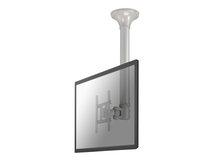 """NewStar FPMA-C200 - Klammer - für LCD-Display (full-motion) - Silber - Bildschirmgröße: 25.4-102 cm (10""""-40"""") - Deckenmontage"""