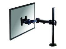 """NewStar FPMA-D960G - Halterung für LCD-Display (full-motion) - Schwarz - Bildschirmgröße: 25.4-76.2 cm (10""""-30"""") - Tülle, Tischmontage"""