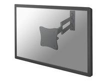 """NewStar FPMA-W830 - Wandhalterung für LCD-Display (full-motion) - Silber - Bildschirmgröße: 25.4-68.6 cm (10""""-27"""")"""
