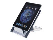 """NewStar NSLS100 - Aufstellung für Notebook / Tablet - Silber - Bildschirmgröße: 25.4-55.9 cm (10""""-22"""") - Schreibtisch"""