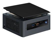 Next Unit of Computing Kit NUC8i3BEH - Barebone - Mini-PC - 1 x Core i3 8109U / 3 GHz - RAM 0 GB - Iris Plus Graphics 655