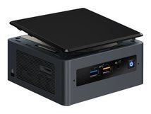 Next Unit of Computing Kit NUC8I5BEH - Barebone - Mini-PC - 1 x Core i5 8259U / 2.3 GHz - RAM 0 GB - Iris Plus Graphics 655
