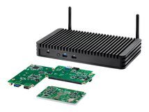 Next Unit of Computing Kit Rugged Chassis Element - Barebone - Mini-PC - keine CPU - GigE