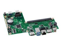 Next Unit of Computing Rugged Board CMB1ABA - Motherboard - Element Carrier Board - USB 3.0 - Gigabit LAN - Onboard-Grafik