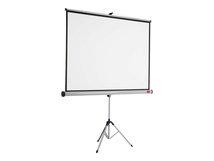 "NOBO - Projektionsbildschirm mit Stativ - 212 cm (83.5"") - 4:3 - Matte White"