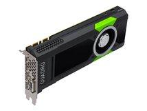 NVIDIA Quadro P4000 - Grafikkarten - Quadro P4000 - 8 GB GDDR5 - 4 x DisplayPort - für Workstation Z2 G4, Z240 (MT, Tower), Z4 G4, Z440, Z640, Z8 G4, Z840