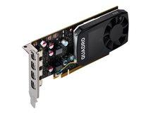 NVIDIA Quadro P620 DVI V2 - Grafikkarten - Quadro P620 - 2 GB GDDR5 - PCIe 3.0 x16 Low-Profile - 4 x Mini DisplayPort