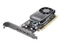 NVIDIA Quadro P620 - Grafikkarten - Quadro P620 - 2 GB GDDR5 - 4 x Mini DisplayPort - für ThinkStation P320; P330; P330 Gen 2; P340; P410; P520; P520c; P620; P720; P920