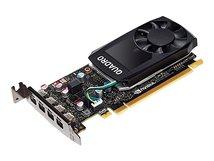 NVIDIA Quadro P620 - Grafikkarten - Quadro P620 - 2 GB GDDR5 - PCIe 3.0 x16 - 4 x Mini DisplayPort