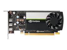 NVIDIA T400 - Grafikkarten - T400 - 2 GB GDDR6 - PCIe 3.0 x16 Low-Profile - 3 x Mini DisplayPort