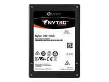 """Nytro 3331 XS3840SE70024 - Solid-State-Disk - verschlüsselt - 3.84 TB - intern - 2.5"""" (6.4 cm)"""