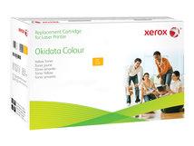 OKI C5650 - Gelb - Tonerpatrone (Alternative zu: OKI 43872305) - für OKI OKIFAX 5650, 5750