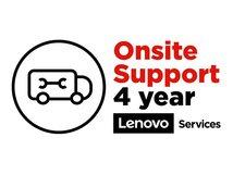 Onsite Upgrade - Serviceerweiterung - Arbeitszeit und Ersatzteile (für System mit 3 Jahren Depot- oder Carry-in-Garantie) - 4 Jahre (ab ursprünglichem Kaufdatum des Geräts) - Vor-Ort - für ThinkPad P1; P1 (2nd Gen); P40 Yoga; P43; P50; P51; P52; P53; P70; P71; P72; P73; W54X