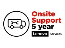 Onsite Upgrade - Serviceerweiterung - Arbeitszeit und Ersatzteile (für System mit 3 Jahren Depot- oder Carry-in-Garantie) - 5 Jahre (ab ursprünglichem Kaufdatum des Geräts) - Vor-Ort - für ThinkPad P1; P1 (2nd Gen); P40 Yoga; P43; P50; P51; P52; P53; P70; P71; P72; P73; W54X