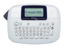 P-Touch PT-M95 - Beschriftungsgerät - monochrom - Thermal Transfer - Rolle (1,2 cm) - 203 dpi