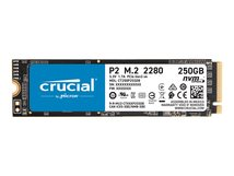 P2 - Solid-State-Disk - 250 GB - intern - M.2 2280 - PCI Express 3.0 x4 (NVMe)