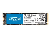 P2 - Solid-State-Disk - 500 GB - intern - M.2 2280 - PCI Express 3.0 x4 (NVMe)