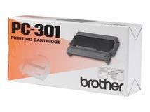 PC301 - Schwarz - Farbband - für Brother MFC-970, MFC-970MC; IntelliFAX 750, 770, 775, 775SI, 870MC, 875MC, 885MC