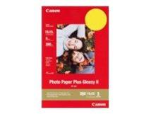 Photo Paper Plus Glossy II PP-201 - Hochglänzend - 270 Mikron - 100 x 150 mm - 260 g/m² - 5 Blatt Fotopapier