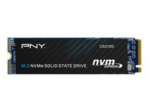 PNY CS2130 - Solid-State-Disk - 500 GB - intern - M.2 2280 - PCI Express 3.0 x4 (NVMe)