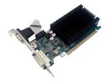 PNY GeForce GT 710 - Grafikkarten - GF GT 710 - 2 GB DDR3 - PCIe 2.0 x8 Low-Profile - DVI, D-Sub, HDMI
