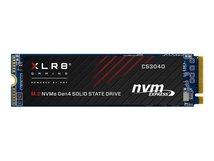 PNY XLR8 CS3040 - Solid-State-Disk - 1 TB - intern - M.2 2280 - PCI Express 4.0 x4 (NVMe)