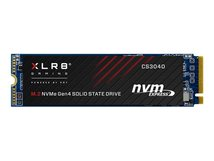 PNY XLR8 CS3040 - Solid-State-Disk - 2 TB - intern - M.2 2280 - PCI Express 4.0 x4 (NVMe)