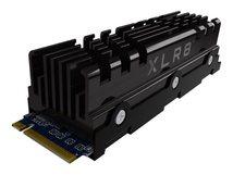 PNY XLR8 CS3040 - Solid-State-Disk - 500 GB - intern - M.2 2280 - PCI Express 4.0 x4 (NVMe)