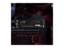 PNY XLR8 CS3140 - Solid-State-Disk - 1 TB - intern - M.2 2280 - PCI Express 4.0 x4 (NVMe)