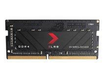 PNY XLR8 - DDR4 - Modul - 8 GB - SO DIMM 260-PIN - 3200 MHz / PC4-25600
