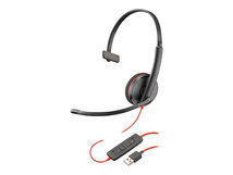 Poly Blackwire C3210 USB - 3200 Series - Headset - On-Ear - kabelgebunden - USB