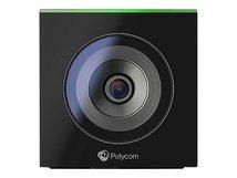 Poly EagleEye Cube - Konferenzkamera - Farbe - 1080/60p, 4K/30p - feste Brennweite - Audio