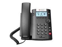 Poly VVX 201 - VoIP-Telefon - dreiweg Anruffunktion - SIP, SDP - 2 Leitungen
