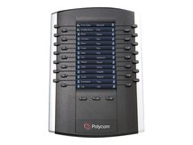Poly VVX Color Expansion Module - Funktionstasten-Erweiterungsmodul für VoIP-Telefon - für VVX 1500, 1500 D, 300, 310, 400, 410, 500, 600