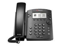 Polycom VVX 300 - VoIP-Telefon - SIP, SDP - 6 Leitungen