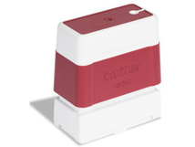 BROTHER PE1850R INK PAD 18 X 50 MM RED