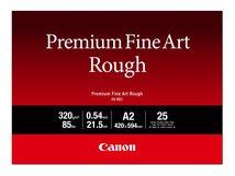 Premium FA-RG1 - Baumwolle - Rough - 21,5 mil - A2 (420 x 594 mm) - 320 g/m²