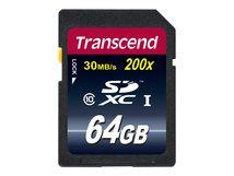 Premium - Flash-Speicherkarte - 64 GB - Class 10 - SDXC