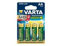 Professional Accu - Batterie 4 x AA-Typ - NiMH - 2500 mAh