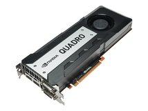Quadro K6000 - Grafikkarten - Quadro K6000 - 12 GB GDDR5 - PCIe 3.0 x16 - 2 x DVI, 2 x DisplayPort