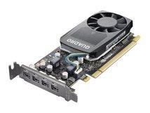 Quadro P620 - Grafikkarten - Quadro P620 - 2 GB GDDR5 Low-Profile - 4 x Mini DisplayPort - für ThinkStation P320 30BJ (SFF), 30BK (SFF), 30BS (SFF); P330 30C7 (SFF), 30C8 (SFF), 30CA (SFF); P330 (2nd Gen) 30D2 (SFF), 30D4 (SFF)