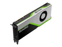 Quadro RTX 6000 Graphics Accelerator - Grafikkarten - Quadro RTX 6000 - 24 GB GDDR6 - PCIe 3.0 x16 - 4 x DisplayPort, USB-C