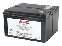 Replacement Battery Cartridge #113 - USV-Akku - 1 x Bleisäure - Schwarz - für Back-UPS RS 1100