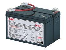 Replacement Battery Cartridge #3 - USV-Akku Bleisäure - Schwarz - für P/N: BK450, BK600, BK600C, BK650MC, PCNET